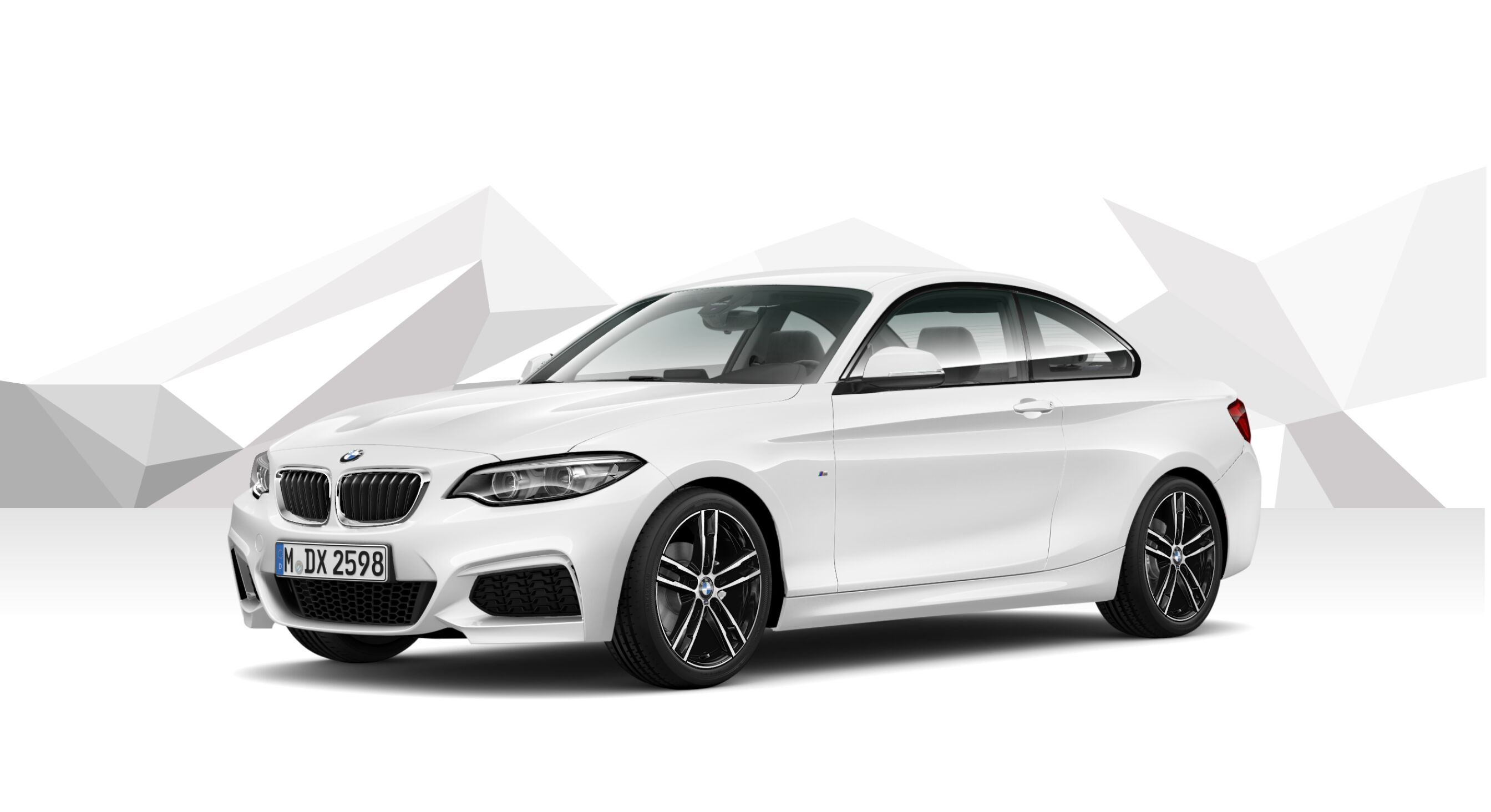 BMW BMW 218d M Sport Coupe 'Available from stock only'